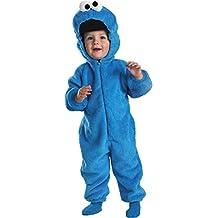 Cookie Monster Deluxe Toddler Costume - Toddler Medium