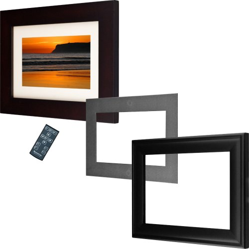 Pandigital 72-56AW 7-Inch Digital Picture Frame (Black)