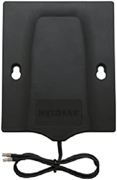 Netgear 6000450 Antena Mimo para Aircard (AC762S, AC785, AC790), Cable Integrado, Conectores TS-9, 2 Clip Incluidas, Negro