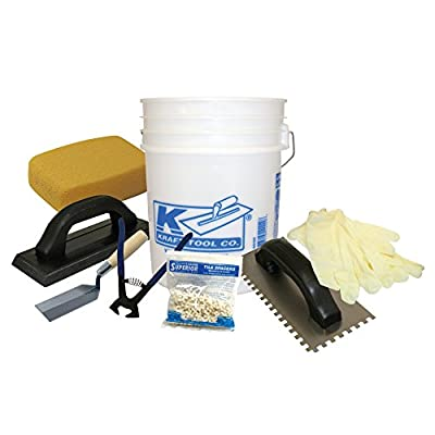 Superior Tile Cutter and Tools ST100 DIY Tile Tool Kit