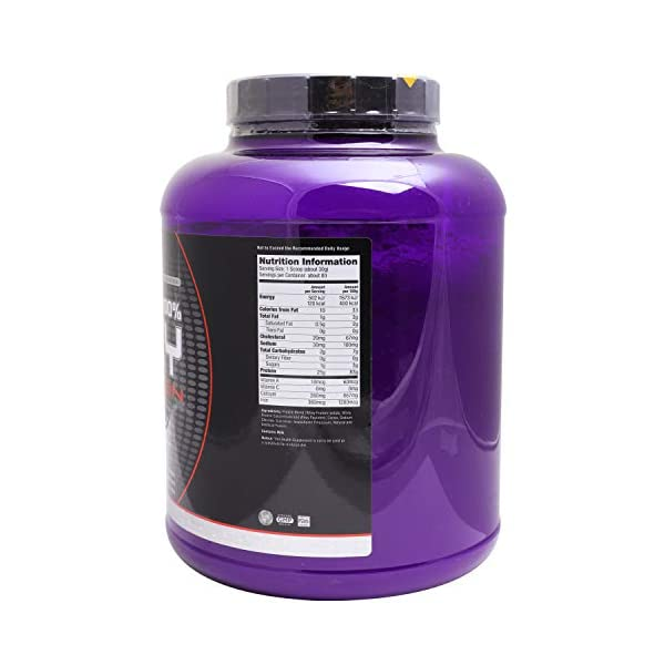 Ultimate Nutrition Prostar 100% Whey Protein - 5.28 lbs (Chocolate Creme) 4