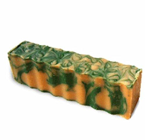 Indigo Wild 3 lb Bulk Brick Zum Bar Goat's Milk Soap Lemo...
