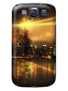 fashionable TPU Awesome Case Cover With Cool Picture For samsung galaxy s3 s3