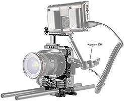 SMALLRIG Camera Cage Kit para Panasonic Lumix GH5/GH5S con ...