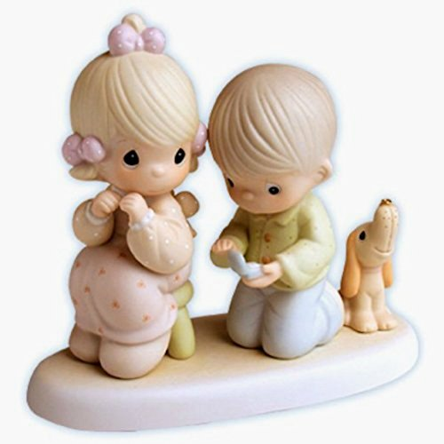 Precious Moments With This Ring I… Porcelain Figurine
