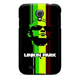 Durable Protector Cases Covers With Linkin Park Hot Design For Galaxy S4 Black Friday