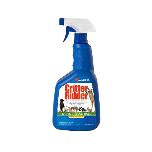 Havahart Critter Ridder 32 oz. Ready-To-Use Animal Repellent - Cat Repellent Havahart