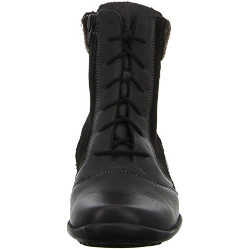 Waldläufer - botines de caño bajo de cuero mujer