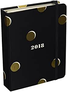 "Kate Spade 2017-18 17 Month Academic Calender, Scatter Dot, 7.75"" x 6"" (173147)"