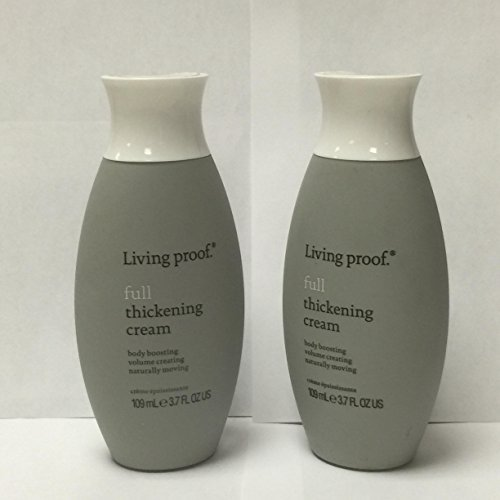 Performance Volumizing - Living Proof Full Thickening Cream, 3.7 Ounce EACH (SET OF TWO)