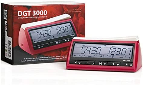 DGT 3000 Digital Chess Clock