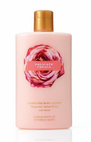 (Victoria's Secret Hydrating Body Lotion, Delicate Petals, 8.4 Ounce)