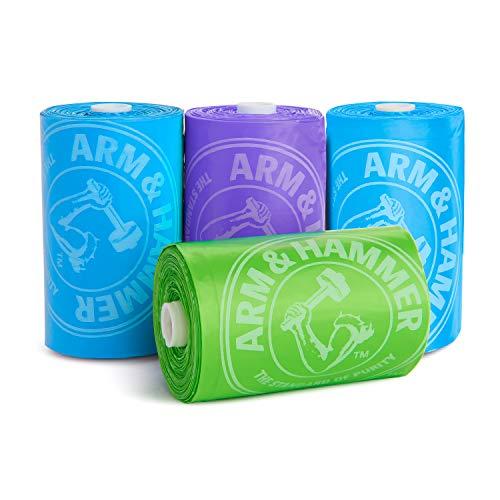 Munchkin Arm and Hammer Diaper Bag Refills, 72