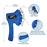 Zing Zax - The Foam Throwing Axe - Colors Vary