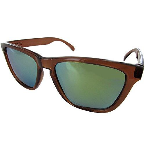 Nectar Sunglasses Mens Breck Polarized Rectangular - Nectar Shades