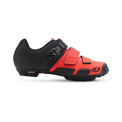 ountain Bike Shoes Vermillion/Black 40.5 ()