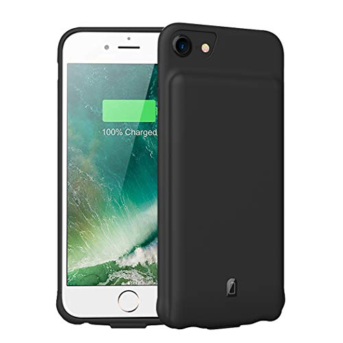 - Battery Case for iPhone 6/6s/7/8,4500mAh FNSON Portable Protective Charging Case Compatible with iPhone 6/6s/7/8 (4.7 inch) Rechargeable Extended Battery Charger Case-Black