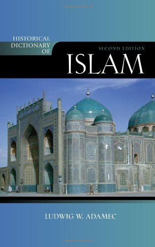 Download Historical Dictionary of Islam (Historical Dictionaries of Religions, Philosophies, and Movements Series) pdf
