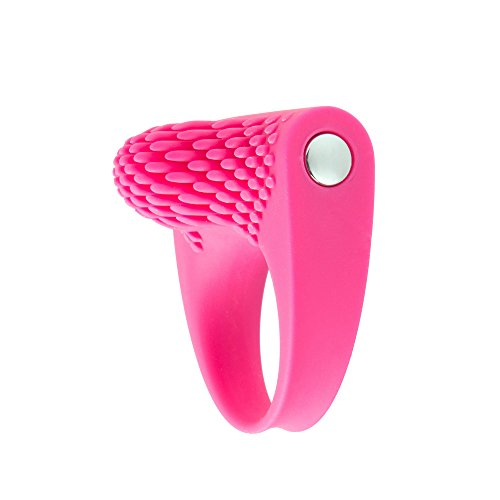 Silicone Vibrating Penis Ring Waterproof Waterproof Cock Ring Sex Toy for Men and Clitoris Stimulation for Female Orgasms, Discreet Packaging