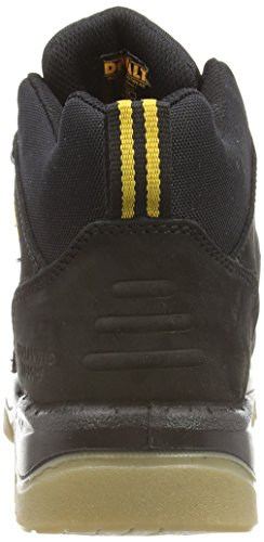 DeWalt Sympatex - Calzado de protección de cuero para hombre negro - Black (Black Challenger 3)