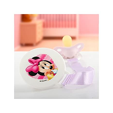 Disney - Disney Mickey Mouse - Pack 2 cadena para Chupete: Amazon ...
