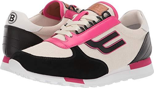 BALLY Women's Gavinia Sneaker Natural 9 B US - Womens Shoes Bally