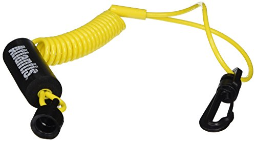 Atlantis A7447 Yellow Standard Floating - Mx Lanyard