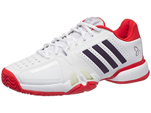adidas Novak Pro Men's White/Navy/Red 9.0
