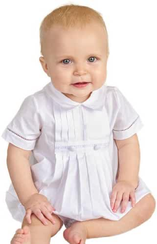 David Christening Outfit for Boys
