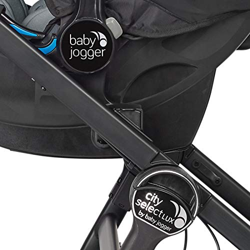 Baby Jogger Car Seat Adapter - Select/Versa Graco Click Connect Stroller Black (Infant Car Seats Compatible With City Select)