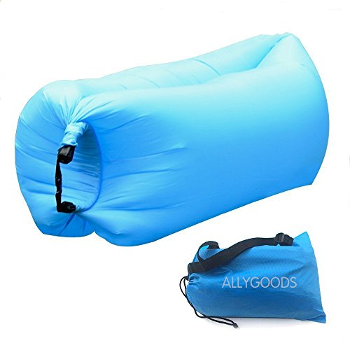 Inflatable Lawn Furniture: ALLYGOODS Inflatable Furniture Outdoor Air Sleep Sofa