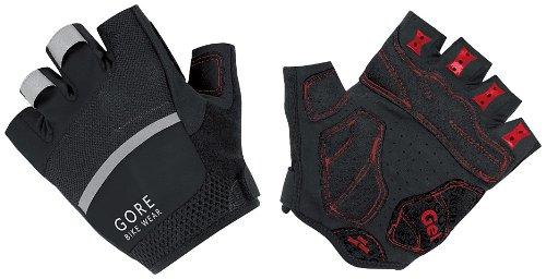 Gore Bike Wear Men's Oxygen Gloves,Black/White,Medium