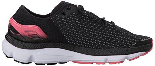 001 Black Intake Armour Speedform Shoe Under Women's Steel 2 Running 8PFcq7w