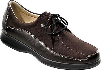klassisch schöner Stil der Verkauf von Schuhen FinnComfort ACAPULCO 02489900120 Damen Schnürschuh, Braun 34,5 EU in  Untergrößen