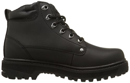 Boot Skechers Usa Utility Black Pilot ntxfqTz