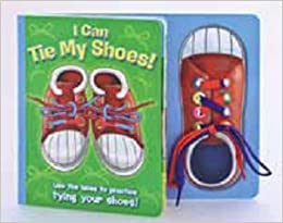 I Can Tie My Shoes Board Xu3y7Lc