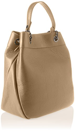 taupe Taupe Hombro Bolso Borse Mujer Chicca De Beige 8857 018qqfw4