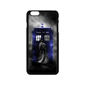 Lucky Doctor Who magical blue box Cell Phone Case Cover For HTC One M8