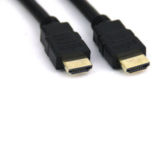 VCOM CG511-6FEET 6ft HDMI Type A Male to HDMI Type A Cable w/ HDMI v1.4 (Black)