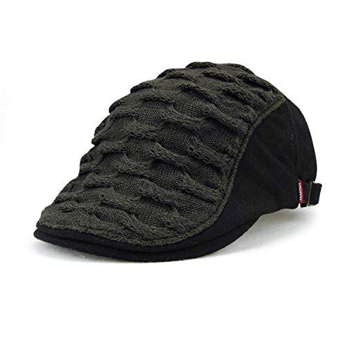 GLLH qin-hat Otoño e Invierno, Sombrero de Lengua de Pato ...