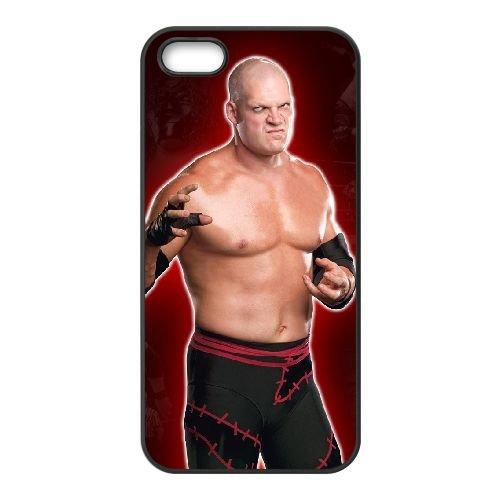 Kane coque iPhone 5 5S cellulaire cas coque de téléphone cas téléphone cellulaire noir couvercle EOKXLLNCD25087