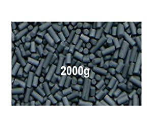 Activated carbon fish tank filter media for aquarium and for Pond carbon filter