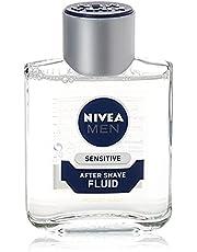 NIVEA MEN Sensitive After Shave Lotion, Chamomile & Hamamelis, 100ml