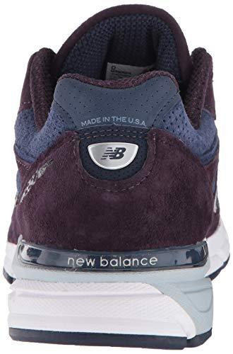 New Balance Running 990V4 Purple by New Balance (Image #2)