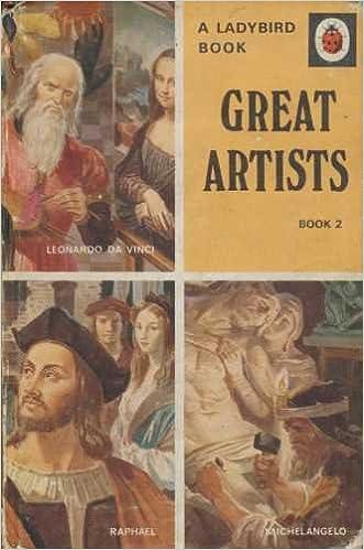 great artists book 2 leonardo da vinci michelangelo and raphael bk 2