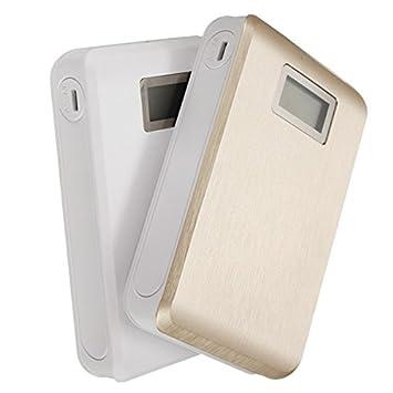 Dual USB de 5V 1A 2A DIY Kit 18650 móvil de la energía del ...