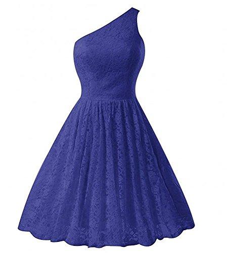 KA Beauty - Vestido - para mujer azul real