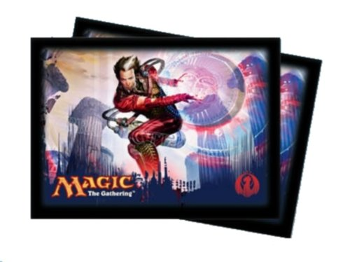 Return to Ravnica Izzet Standard Deck Protectors for Magic 80ct