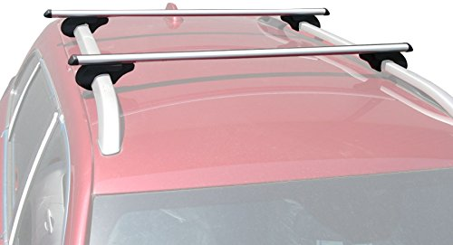 BRIGHTLINES 2008-2013 Jeep Liberty Cross Bars Luggage Roof Bars Roof Racks