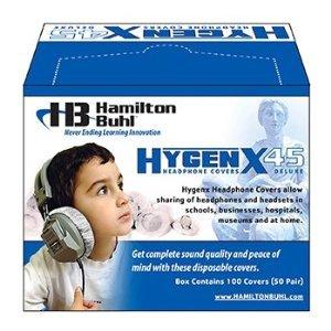 HAMILTON ELECTRONICS VCOM ON EAR COVERS FOR HEADSETS 3-3/4IN by HAMILTON ELECTRONICS VCOM (Image #1)